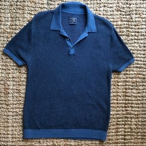 Abercrombie Sweater Polo